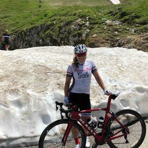 SK Pininfarina rosso vulcano - Lisalotte Burger, Passione Bici Girls