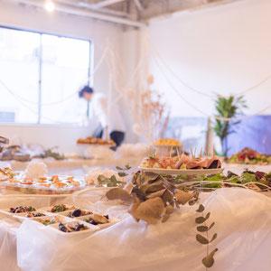 アート展覧会 アラタパンダン展 打ち上げパーティー 40名様分