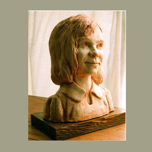 Bust of Madeline