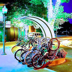 bike arc = bike art