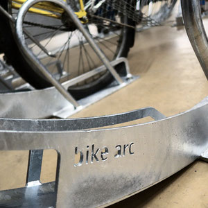 Your bike is a work of art. Shouldn't your rack be?