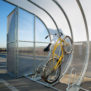 Looking for an awesome bike shelter? We've got it.