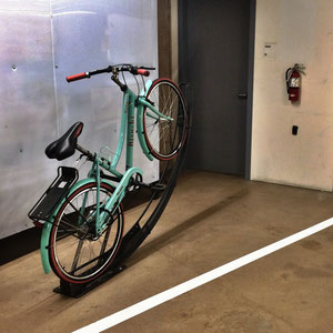 Looking for a garage bike rack?
