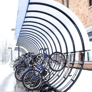 Tired of the bike parking mess? Get organized. Get Bike Arc.