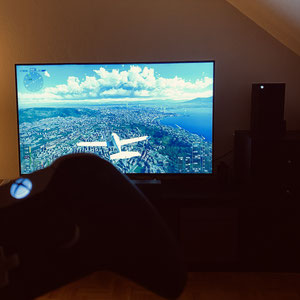 In Folge #106 des Männerquatsch Podcast, geht es u.a. um den Microsoft Flight Simulator auf der Xbox Series X.