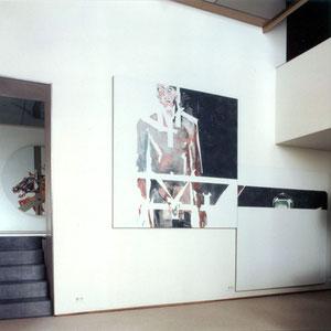 1987 - Designer Saturday, Espace Unifor, Paris, France.