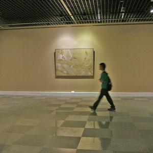2011 -《纵横》(Painting : Alive!)四川博物院,成都,中国