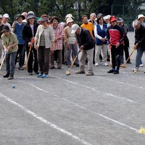 8Mグラウンドゴルフ ホールインワン