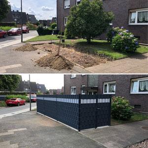 Zaunbau - Wir bauen Ihren Zaun.