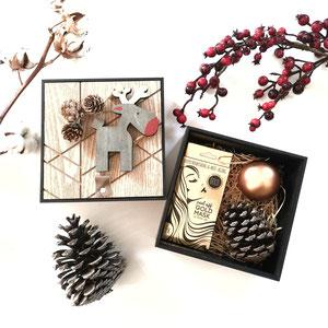 Kerst cadeaubox
