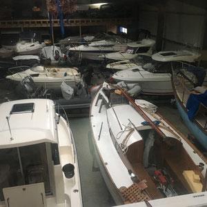 Winterlager | PK Yachtservice