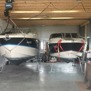 PK Yachtservice | Werkstatt