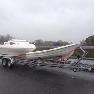 Transport Trailer | www.pk-yachtservice.de