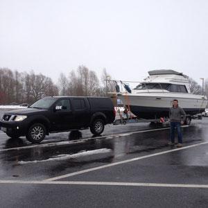 Transport | PK Yachtservice