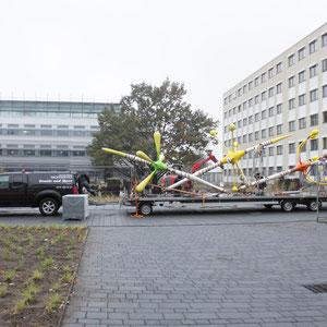Transport Sperrgut | www.pk-yachtservice.de