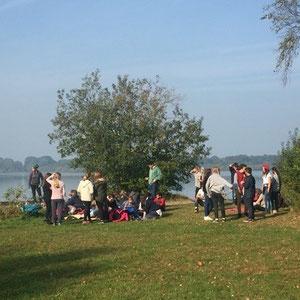 2015 Wandertag zum Einfelder See