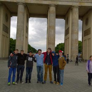 2014 Klassenfahrt der 8e nach Berlin