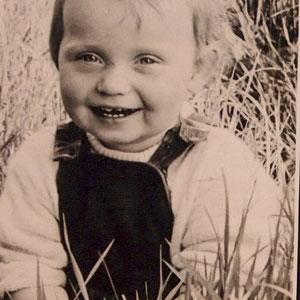 Hilia mit 1,5 Jahren