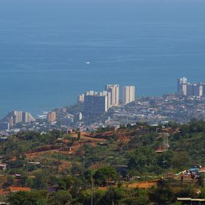 Hauptstadt Caracas