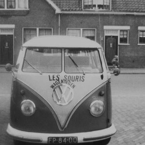 LES SOURIS - Wageningen