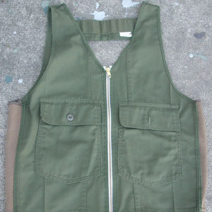 O-BACK VEST / NOW AVAILABLE AT MOHAWK GENERAL STORE