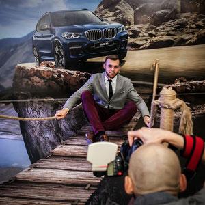 BMW: ПРЕЗЕНТАЦИЯ BMW X3