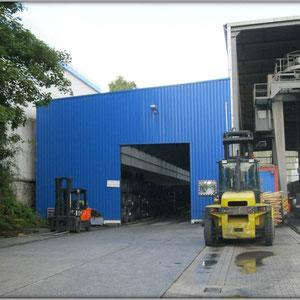 Iserlohn Letmathe, Logistikstandort