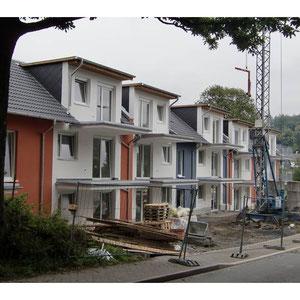 Fröndenberg, Wohnbebauung