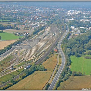 Rheine R, Gewerbeansiedlung