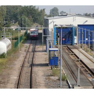 Dorsten, Ansiedlung Nordwestbahn