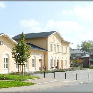 Jüchen Hochneukirch, Seniorenwohnen am Bahnhof