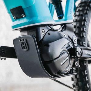 Husqvarna Hard Cross Details e-Mountainbike 2020