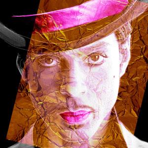 PRINCE, 75 x 100 cm, Digital Pop-Art auf Leinwand, Seriegrafie in limitierter Auflage und unterschiedlichen Farbgebungen, Original signiert, Verschiedene Formate / Preise auf Anfrage