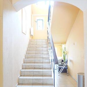 【階段も素敵!】