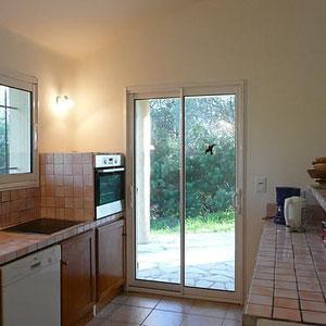 Küche im Traumferienhaus Bocca dell' Oro