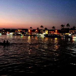 Abendstimmung in Hoi An