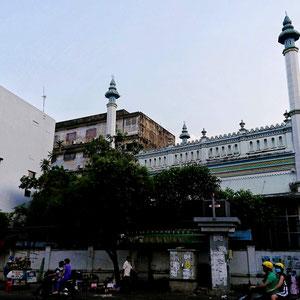 Eine Moschee in Ho Chi Minh Stadt – auf Entdeckungstour durch eine riesig-pulsierende Metropole.