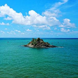 Tempel auf einer Insel – Geheimtipp Vung Tau - eine Hafenstadt unweit von Saigon, bietet schöne Badestrände & tolle Sehenswürdigkeiten