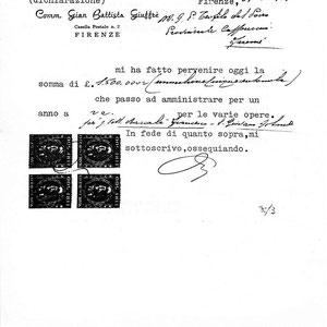 Le spericolate operazioni finanziarie di Giuffrè gettarono sul lastrico diverse famiglie, come vedremo meglio nel documento successivo ...