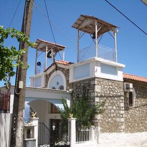 die kleine Kirche in Kerinia