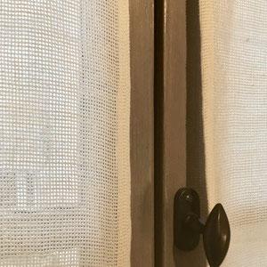 tissu d'ameublement années 50, imprimé graphique