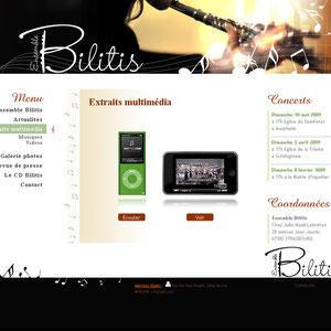 EnsembleBilitis - musique classique
