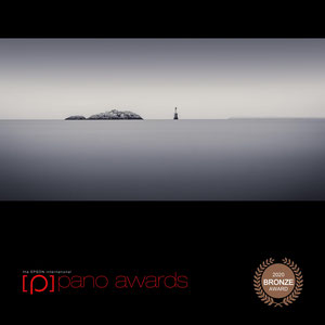 "The Epson International Pano Awards 2020: The image ""Silence"" achieved the Bronze Award"