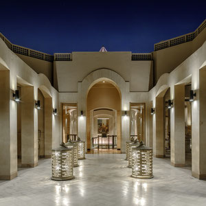 Marriott Mena House - Giza, Egypt @ Christian Redermayer Photography