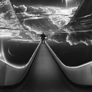 """Vantropolis - """"Space Escalator"""" @ Christian Redermayer Photography"""