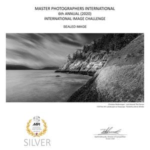 Master Photographers International - 6th Annual International Image Challenge - 2020
