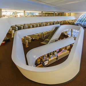 Public Library - Surrey @ Christian Redermayer Photography