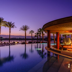 Hilton Hotel Luxor, Egypt @ Christian Redermayer Photography