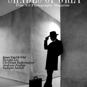"""January 2020: Interview in the """"Shades of grey magazine number 23"""""""