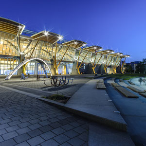 Olympic Oval -  Richmond @ Christian Redermayer Photography